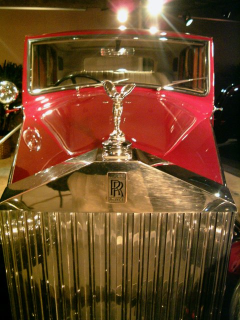 1936 Rolls-Royce 25/30HP Sedan [1]