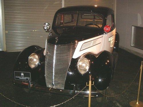 1937 Ford Highway Patrol Car [1]