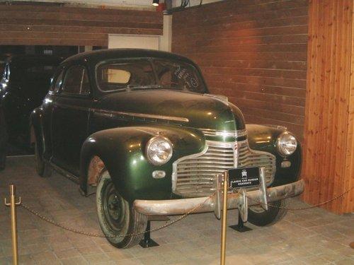 1941 Chevrolet Master 2 Door [1]