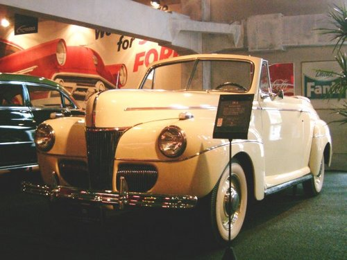 1941 Ford Convertible [1]
