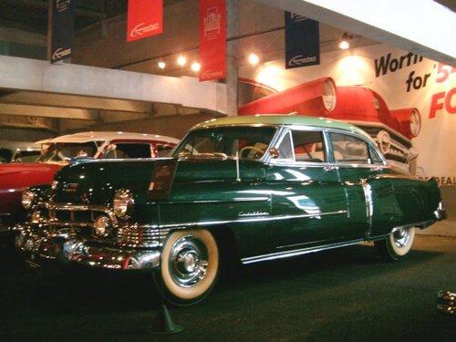 1950 Cadillac Sedan [2]