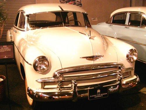 1950 Chevrolet Delux Sedan [1]