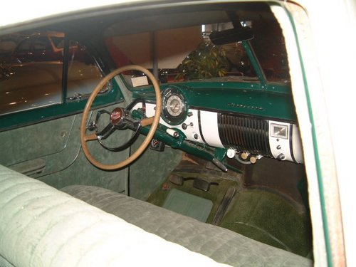 1950 Chevrolet Delux Sedan [3]