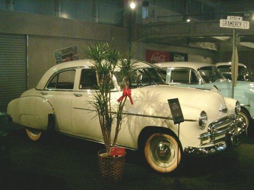 1950 Chevrolet Delux Sedan [2]