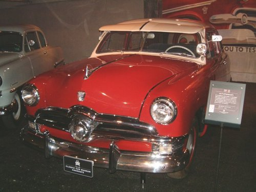1950 Ford Custom 2 Door Sedan [1]