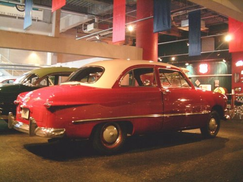 1950 Ford Custom 2 Door Sedan [2]