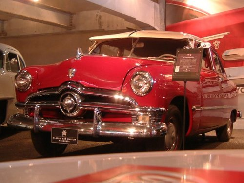 1950 Ford Custom 2 Door Sedan [3]
