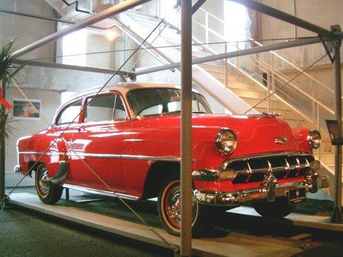 1954 Chevrolet 2 Door Sedan [1]