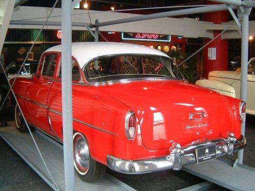 1954 Chevrolet 2 Door Sedan [2]