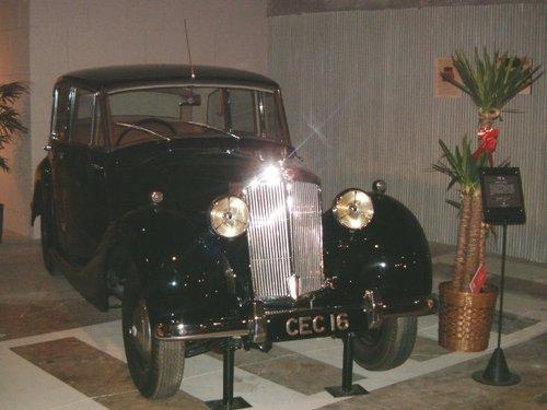 1954 Triumph Renown [1]