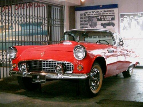 1955 Ford Thunderbird [1]
