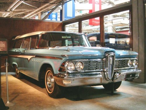 1959 Edsel Station Wagon