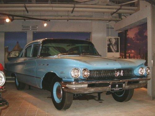 1960 Buick Le Sabre [1]