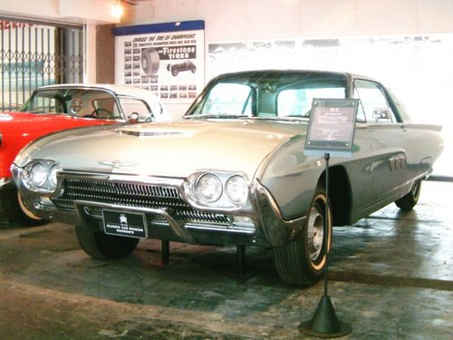 1963 Ford Thunderbird [1]