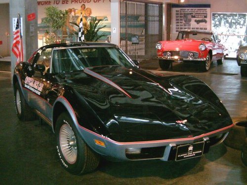 1978 Chevrolet Corvette T-top  [1]