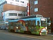 函館市交通局3004号車