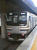 JR東日本217系 (東京駅地下ホームにて)